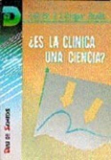 Descargar libro Kindle ipad ES LA CLINICA UNA CIENCIA? iBook de F. J. CASIMIRO SORIGUER ESCOFET in Spanish 9788479780678