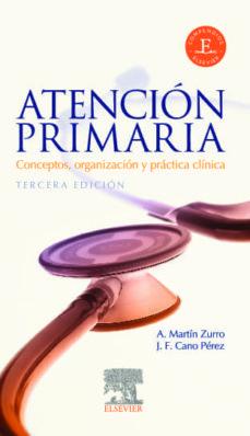 Emprende2020.es Compendio De Atencion Primaria (3ª Ed.) Image