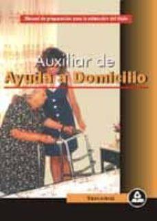 Inmaswan.es Auxiliar De Ayuda En Domicilio (2ª Ed.) Image