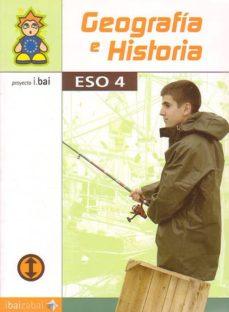 Colorroad.es Geografia E Historia (4º Eso) Poyecto I.bai Image