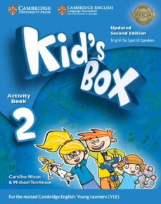 Descargar KID S BOX ESS 2 2ED UPDATED WB/CD ROM gratis pdf - leer online