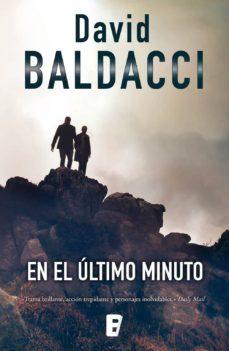 en el último minuto (saga king & maxwell 6) (ebook)-david baldacci-9788490691878