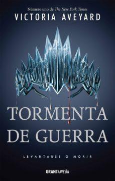 Libros de descarga de archivos pdf. TORMENTA DE GUERRA de VICTORIA AVEYARD