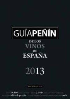 Comercioslatinos.es Guia Peñin De Los Vinos De España 2013 Image
