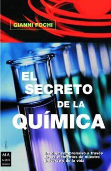 Carreracentenariometro.es El Secreto De La Quimica Image