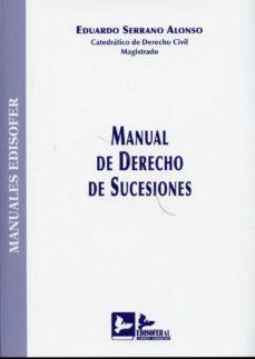 Chapultepecuno.mx Manual De Derecho De Sucesiones (4ª Ed.) Image