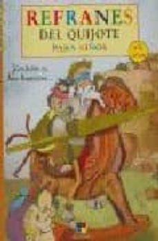Lofficielhommes.es Refranes Del Quijote Para Niños: Juntate A Los Buenos Image