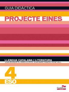 Mrnice.mx Gd Llengua Catalana I Literatura 4 Eso. Projecte Eines (Recurs. Profesor) Catala Image