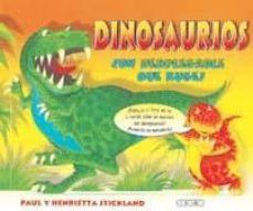 Premioinnovacionsanitaria.es Dinosaurios (Desplegables Que Rugen) Image