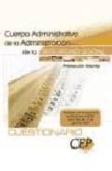 Garumclubgourmet.es Cuerpo Administrativo De La Administracion De La Seguridad Social : Promocion Interna Image