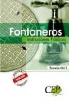 Upgrade6a.es Fontaneros Instituciones Publicas. Temario Vol. I Image