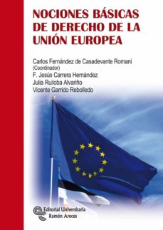 Viamistica.es Nociones Básicas De Derecho De La Unión Europea Image