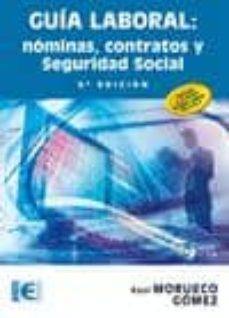 Alienazioneparentale.it Guia Laboral: Nominas, Contratos Y Seguridad Social (6ª Ed.) Image