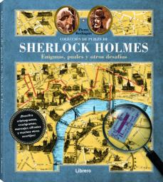 sherlock holmes, coleccion de puzzles: enigmas, puzzles y otros desafios-9789463591478