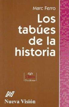 los tabues de la historia-marc ferro-9789506026578