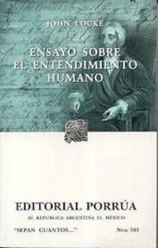 Inmaswan.es Ensayo Sobre El Entendimiento Humano Image