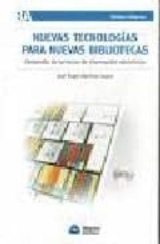 Valentifaineros20015.es Nuevas Tecnologias Para Nuevas Bibliotecas. Desarrollo De Servici Os Image