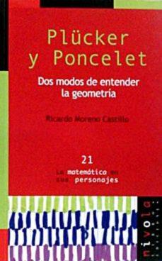 Ojpa.es Plücker Y Poncelet. Dos Modos De Entender La Geometría Image