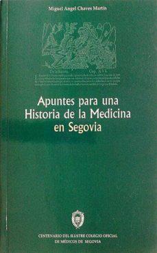 Viamistica.es Apuntes Para Una Historia De La Medicina En Segovia Image