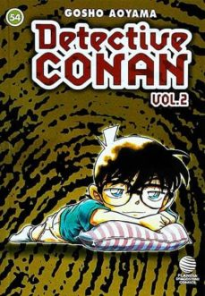 Srazceskychbohemu.cz Detective Conan 54. Volumen 2 Image