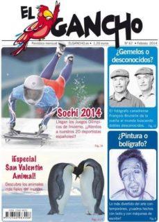 Geekmag.es El Gancho Nº 67 (Febrero 2014): Periodico Infantil Image