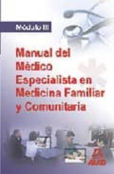 Alienazioneparentale.it Manual Del Medico Especialista En Medicina Familiar Y Comunitaria . Modulo Iii Image