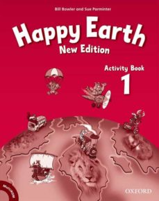 happy earth 1 (new edition) activity book & mu-rom pack-9780194732888