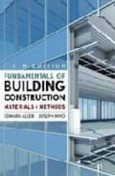 fundamentals of building construction: materials and methods (5 r ev ed)-edward allen-joseph iano-9780470074688