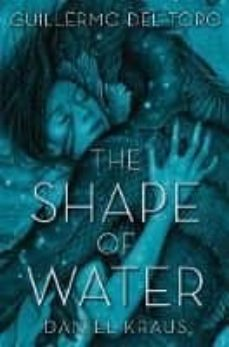 the shape of water (film)-guillermo del toro-9781250302588