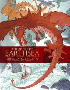 Descarga gratuita de diseño de libro THE BOOKS OF EARTHSEA: THE COMPLETE ILLUSTRATED EDITION (Literatura española)