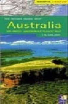 Trailab.it The Rough Guide Australia Map Image