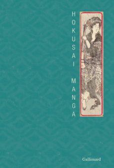 hokusai manga-hokusai katsushika-9782070146888