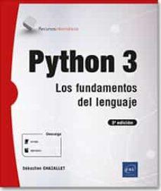 Inmaswan.es Python 3: Los Fundamentos Del Lenguaje (3ª Edición) Image