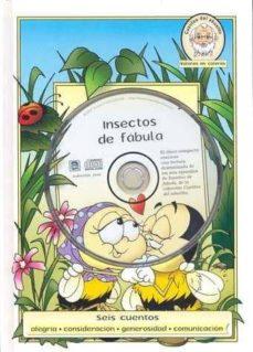 INSECTOS DE FABULA: CUENTOS DEL ABUELITO CON CD - KATIUSCIA GIUSTI | Adahalicante.org