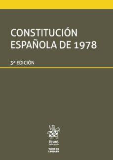 Descargar CONSTITUCION ESPAÃ'OLA DE 1978 gratis pdf - leer online