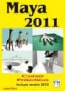 Emprende2020.es Maya 2011 Curso Practico (Incluye Version 2010) Image