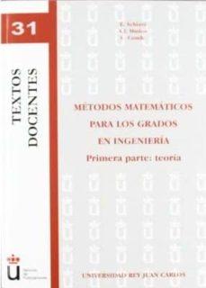 Chapultepecuno.mx Metodos Matematicos Para Los Grados En Ingenieria Image