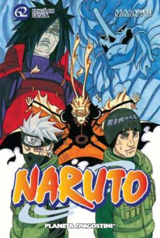 Permacultivo.es Naruto Catala Nº62/72 (Pda) Image