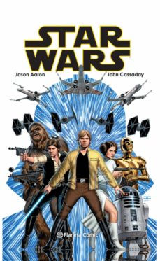 star wars (tomo recopilatorio) 1-jason aaron-9788416543588