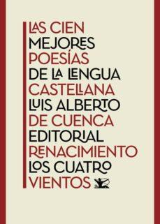 Descarga gratuita de audiolibros de libros electrónicos LAS CIEN MEJORES POESÍAS DE LA LENGUA CASTELLANA in Spanish