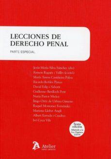 Lecciones de derecho penal : parte especial