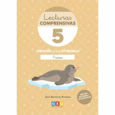 Descargar LECTURAS COMPRENSIVAS 5 : LEO FRASES REVISADA Y ACTUALIZA DA gratis pdf - leer online