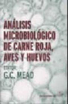 analisis microbiologico de carne roja aves y huevos-9788420011288