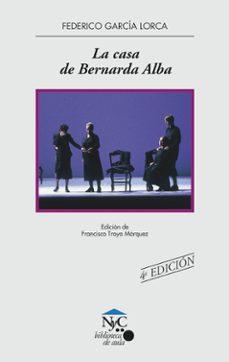 Descargar libro google gratis LA CASA DE BERNARDA ALBA