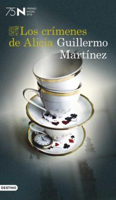 los crímenes de alicia (ebook)-guillermo martinez-9788423355488