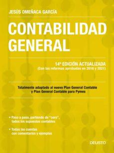 contabilidad general (ebook)-jesus omeñaca garcia-9788423428588