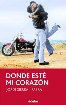 donde esté mi corazón (ebook)-jordi sierra i fabra-9788423698288