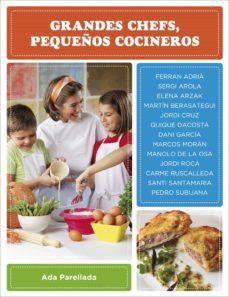 Inmaswan.es Grandes Chefs, Pequeños Cocineros Image