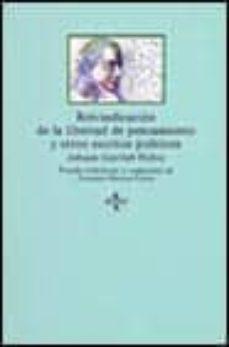Javiercoterillo.es Reivindicacion De La Libertad De Pensamiento Y Otros Escritos... Image