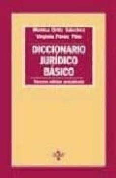 Permacultivo.es Diccionario Juridico Basico (3ª Ed.) Image
